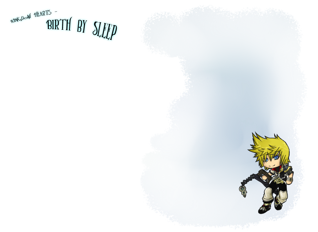 Chibi Ventus Wallpaper by Liezy