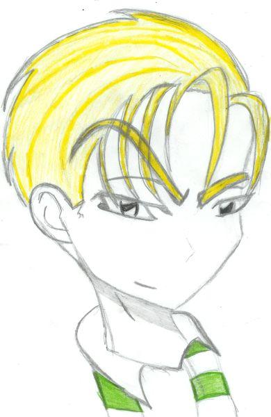 An Evil Chibi Draco by Lightning_Alchemist