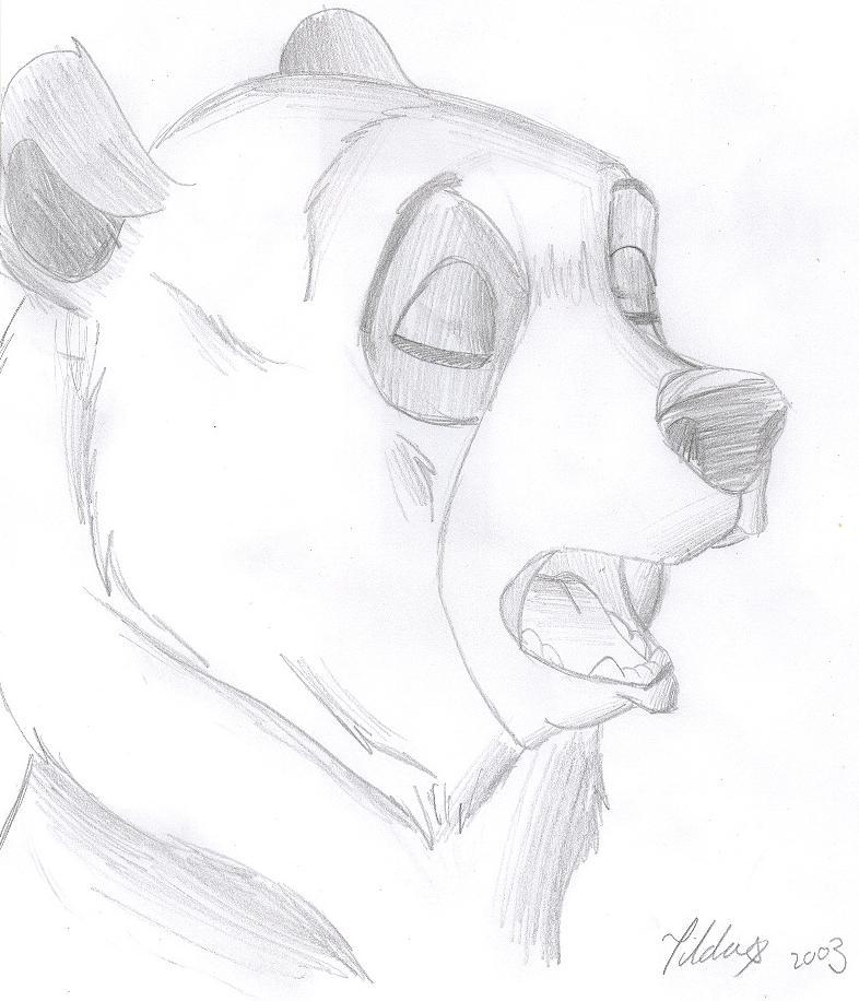 Sketch of Kenai by LiquidOnyx