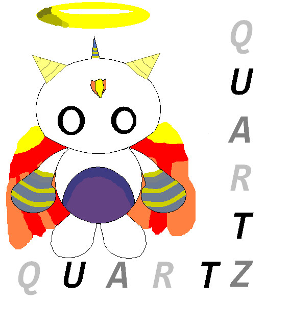 Quartz Chao by Liv-the-WaddleDee