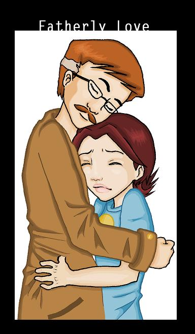 Fatherly Love by LivingUnderGrace