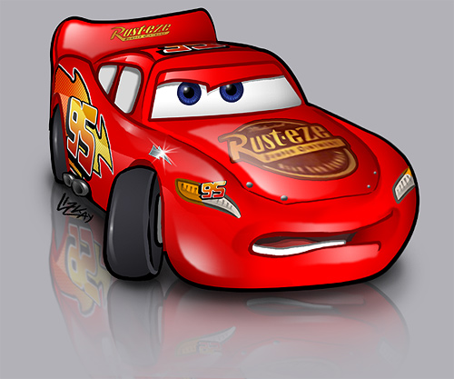 Lightning Mcqueen First Coloring Pages Disney Coloring Sheets 14