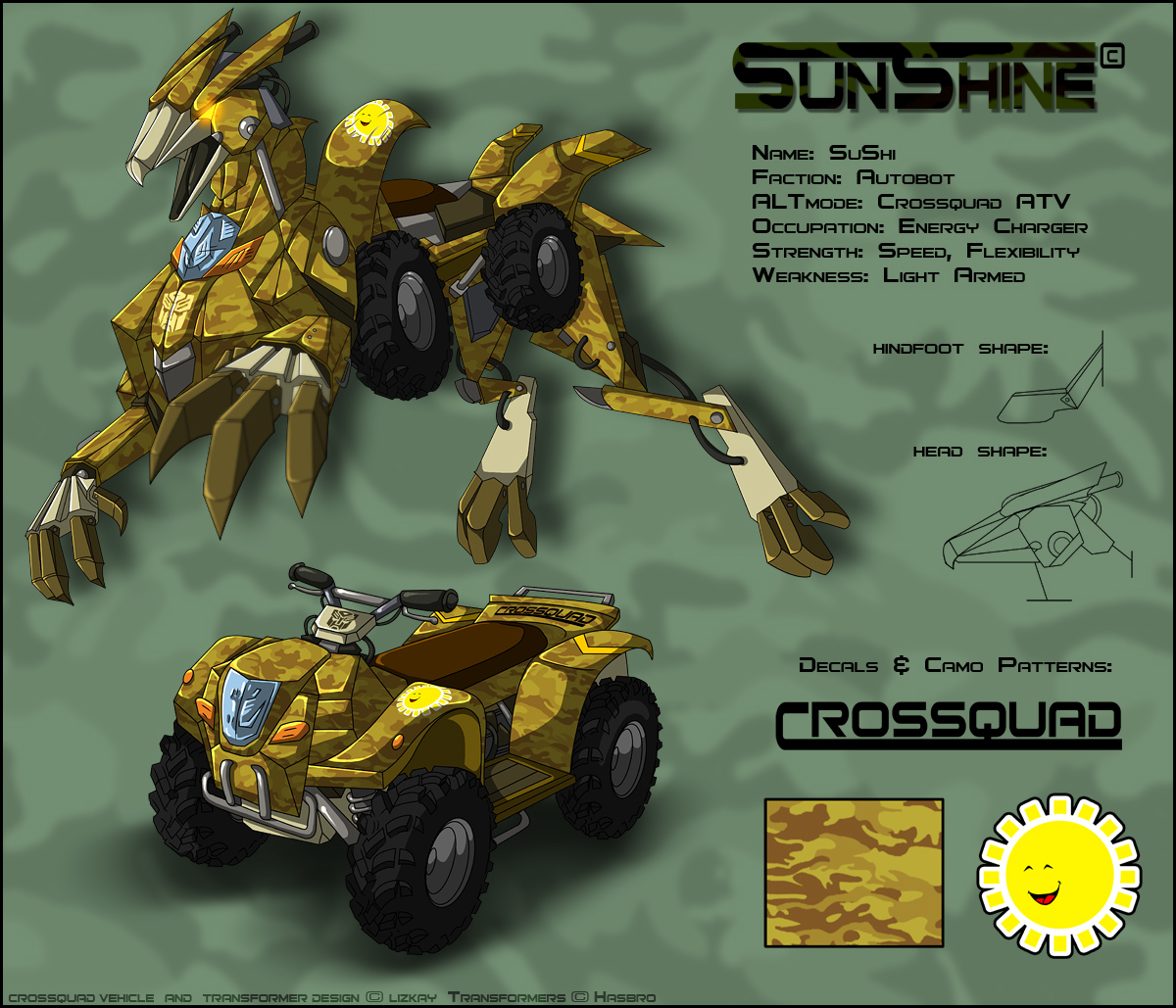 TF - SunShine Sheet by Lizkay