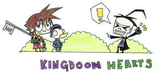 Kingdoom Hearts by Looped