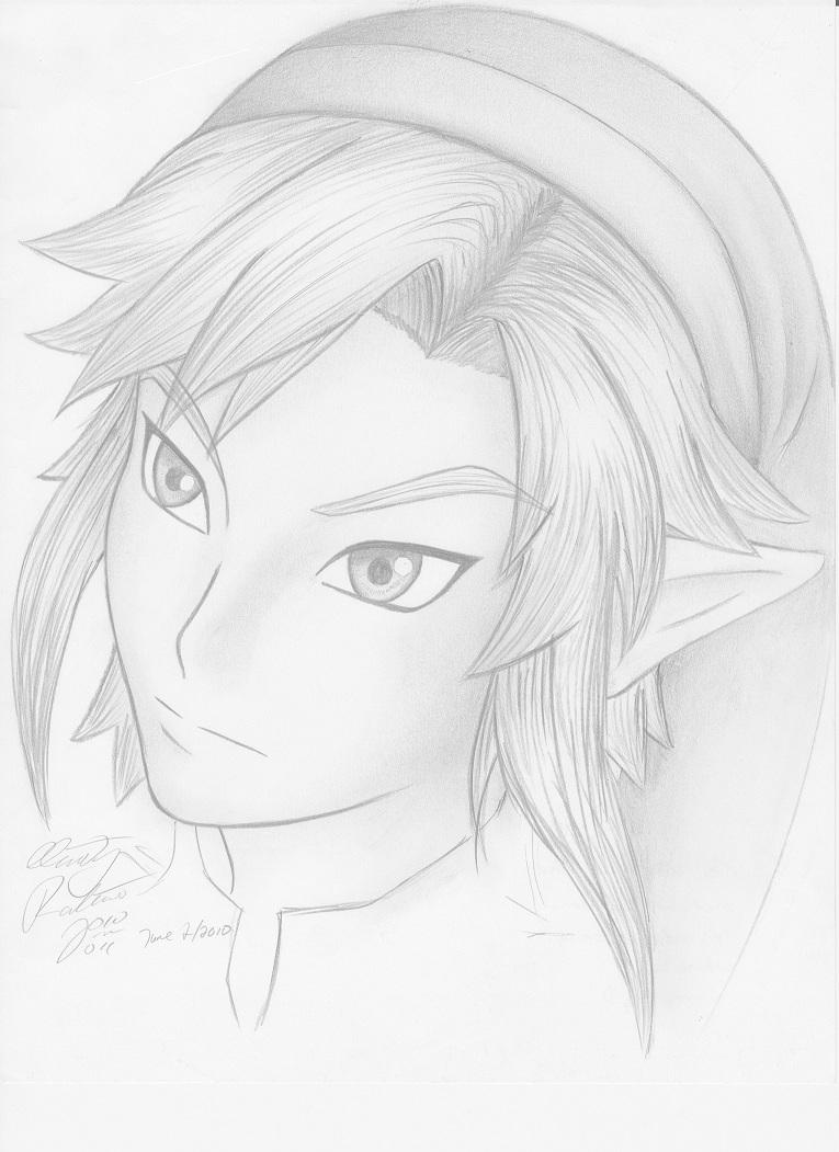 Link (YAY!) by LordessAnnara14