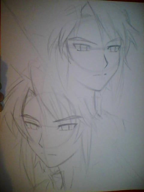 Link tribute(sketching) by LordessAnnara14