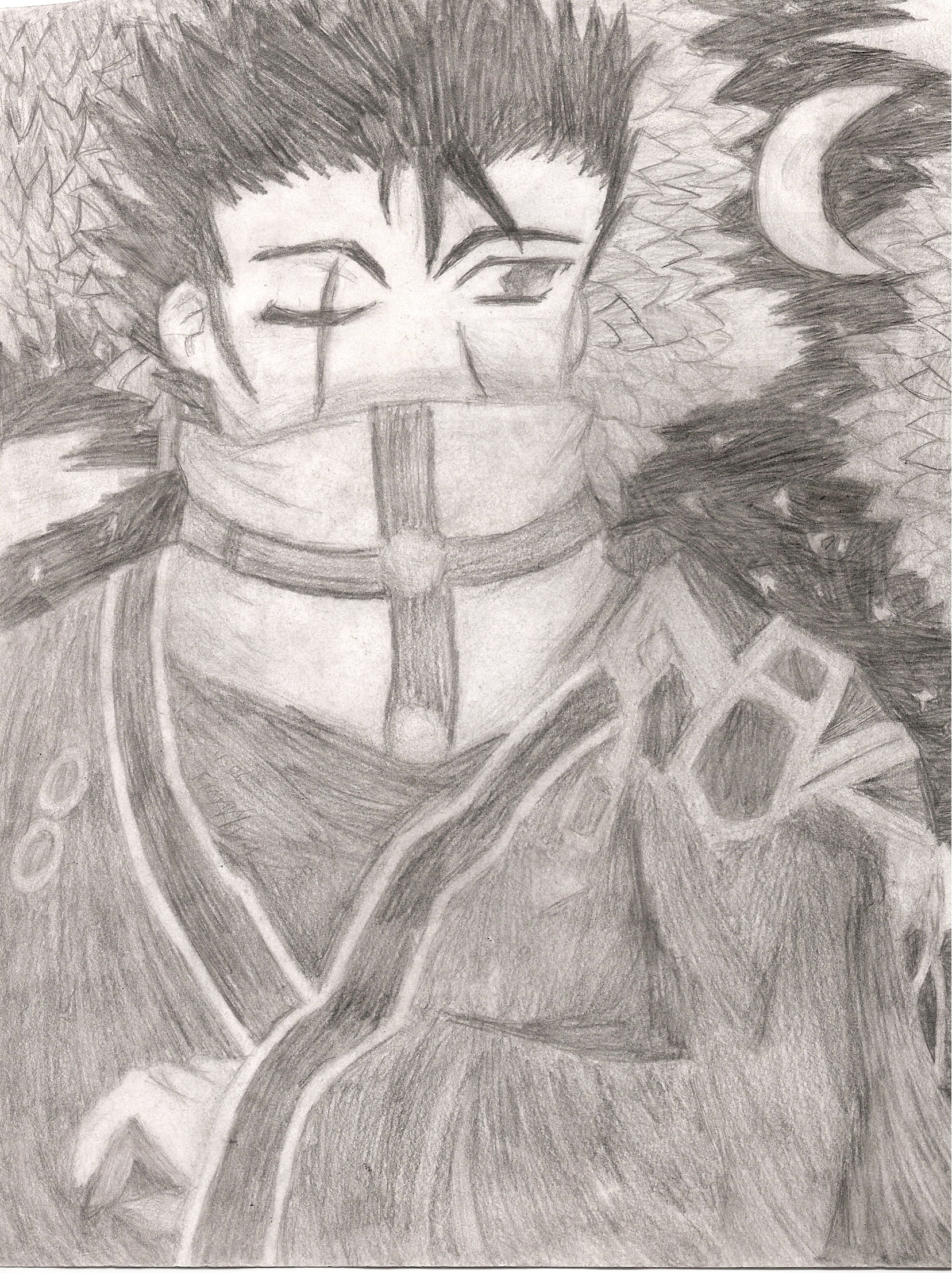 Auron by LordofPastries