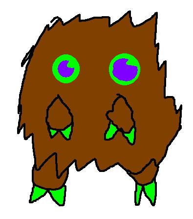 Kuriboh by LunarHedgehog64