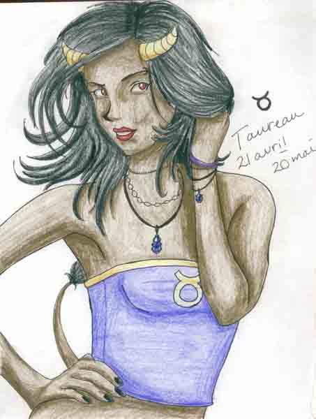 !Zodiac - Taurus by Lyxy