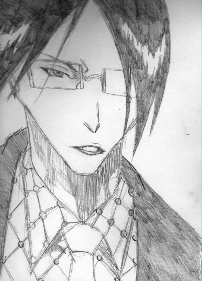 Ishida sketch #1 by ladychaos