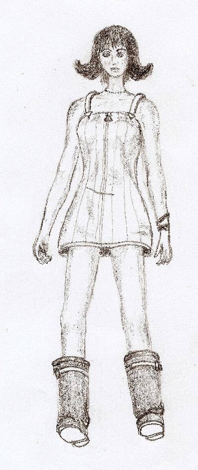 Selphie Tilmitt by liggybird