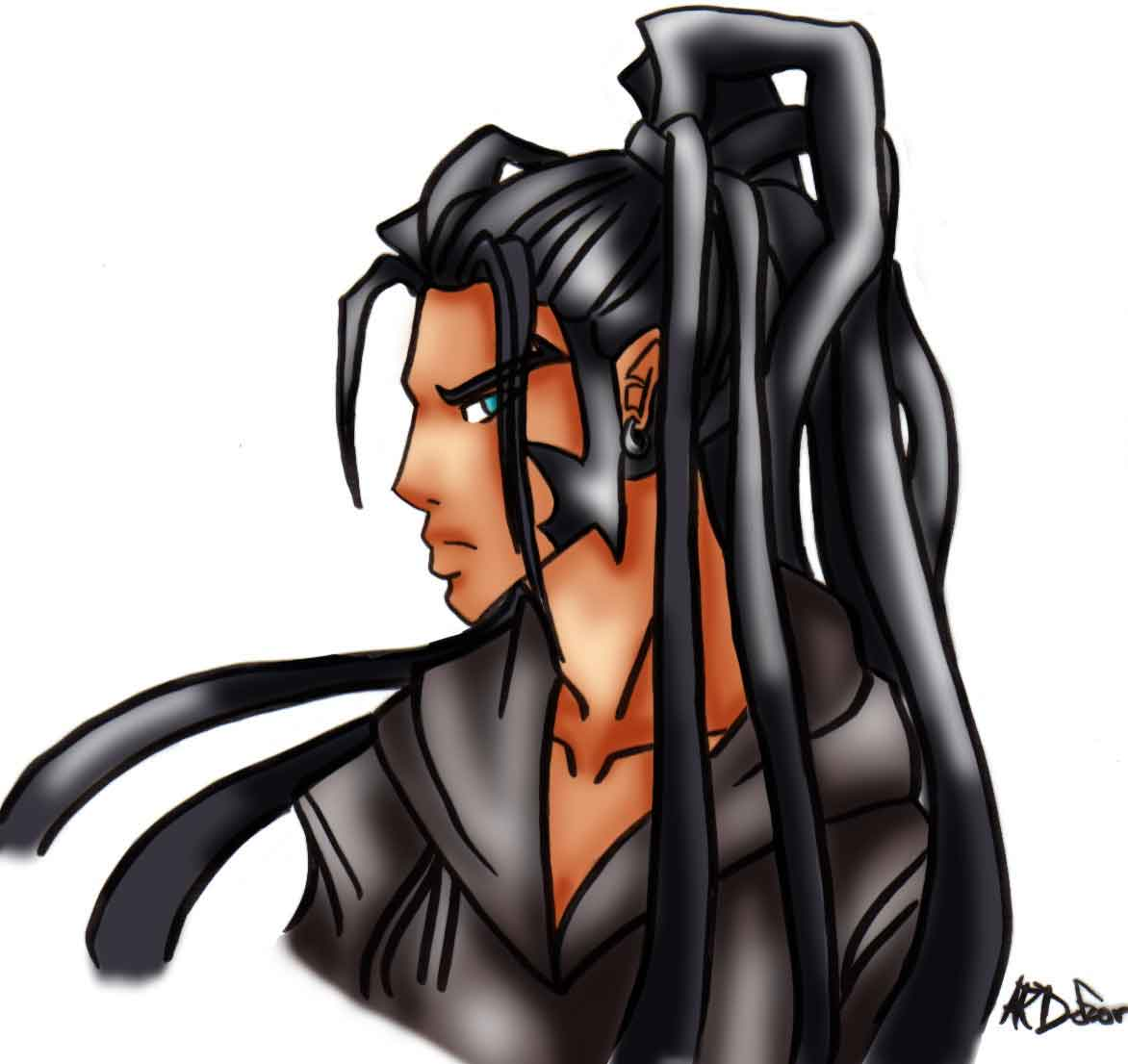 Xaldin Art by lildragonboy