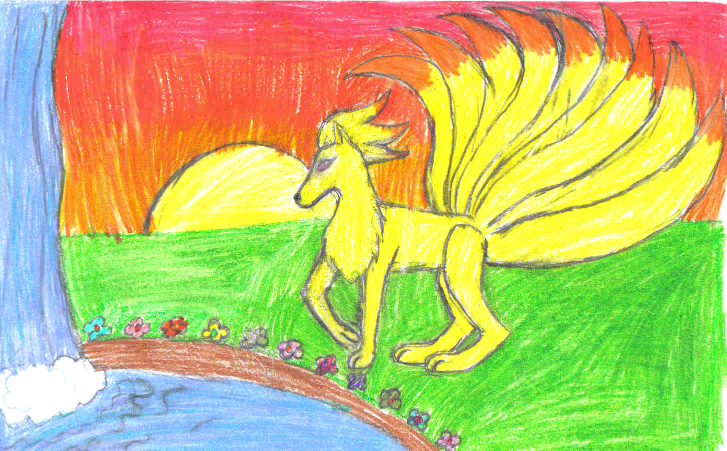 For Ninetails lovers by lilshadowlover642