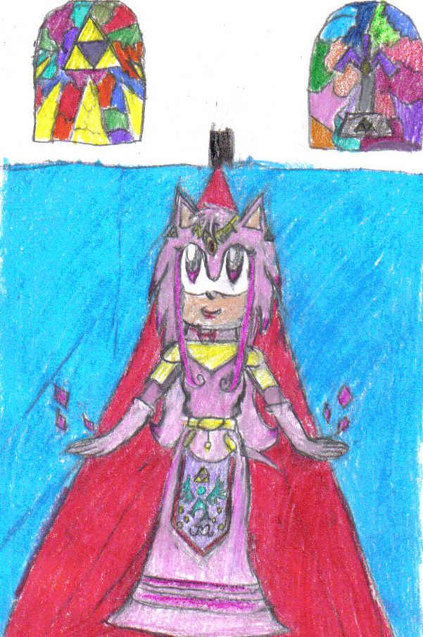 Zelda??? by lilshadowlover642