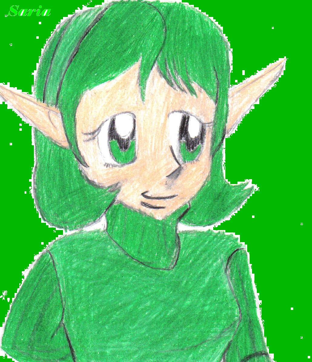 Saria by lilshadowlover642