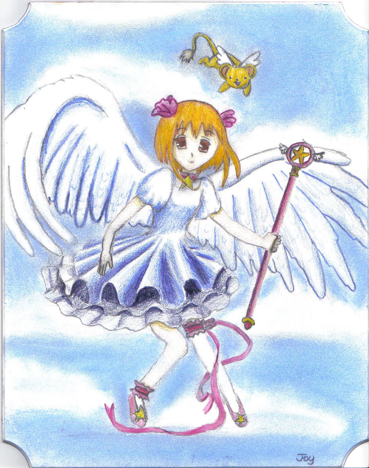 Cardcaptor Kisa by lilshadowlover642