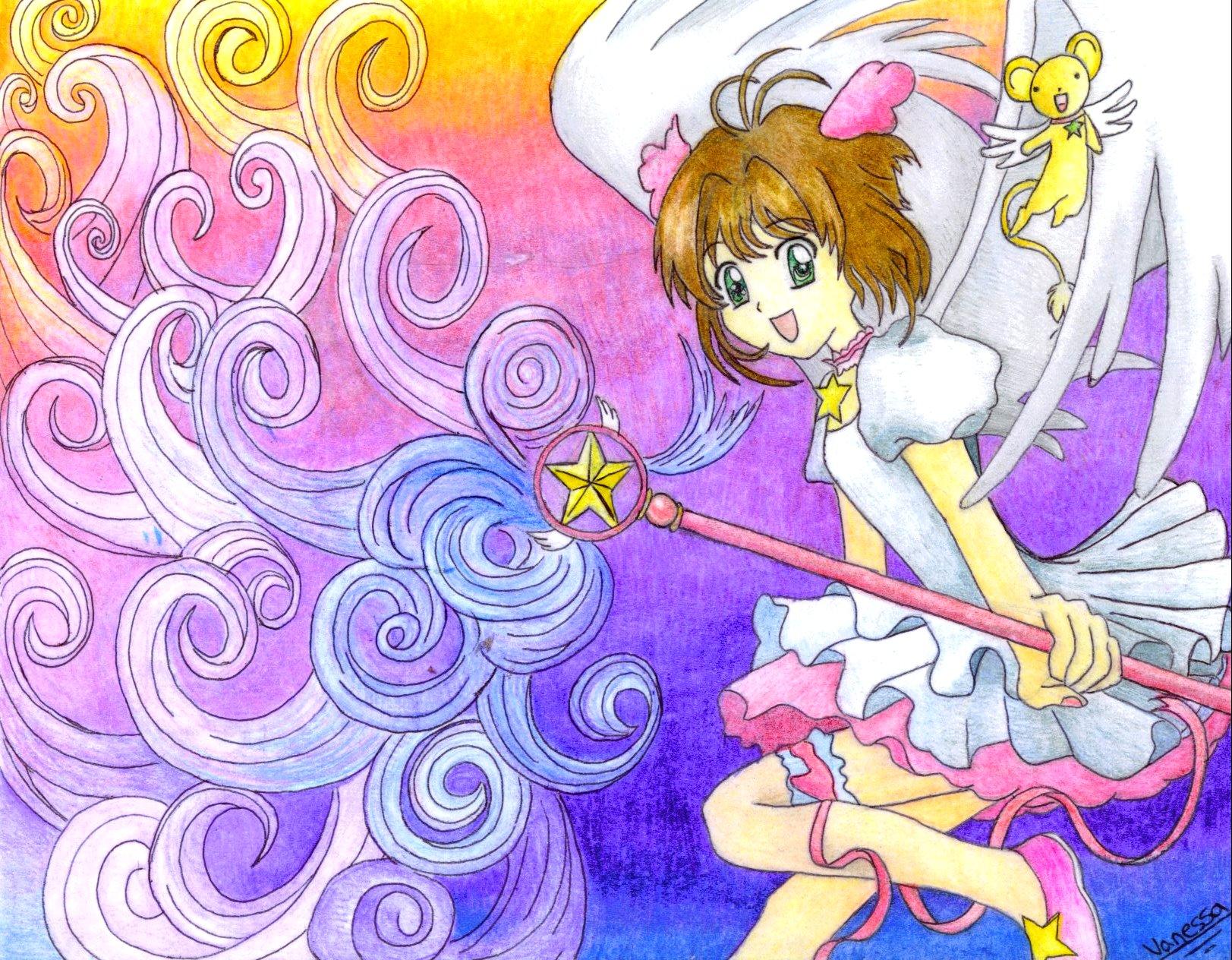Cardcaptor Sakura!! by lilsoniclover