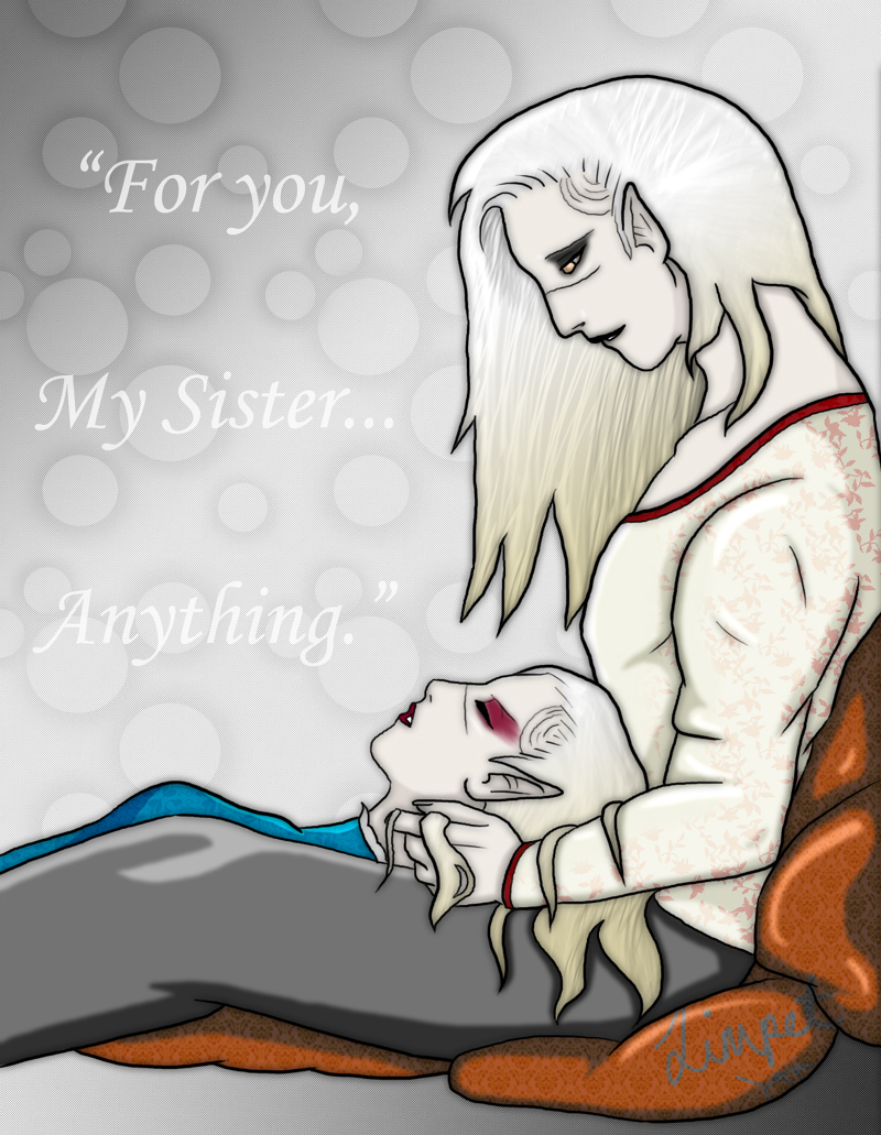 For you, my sister... by limpet666