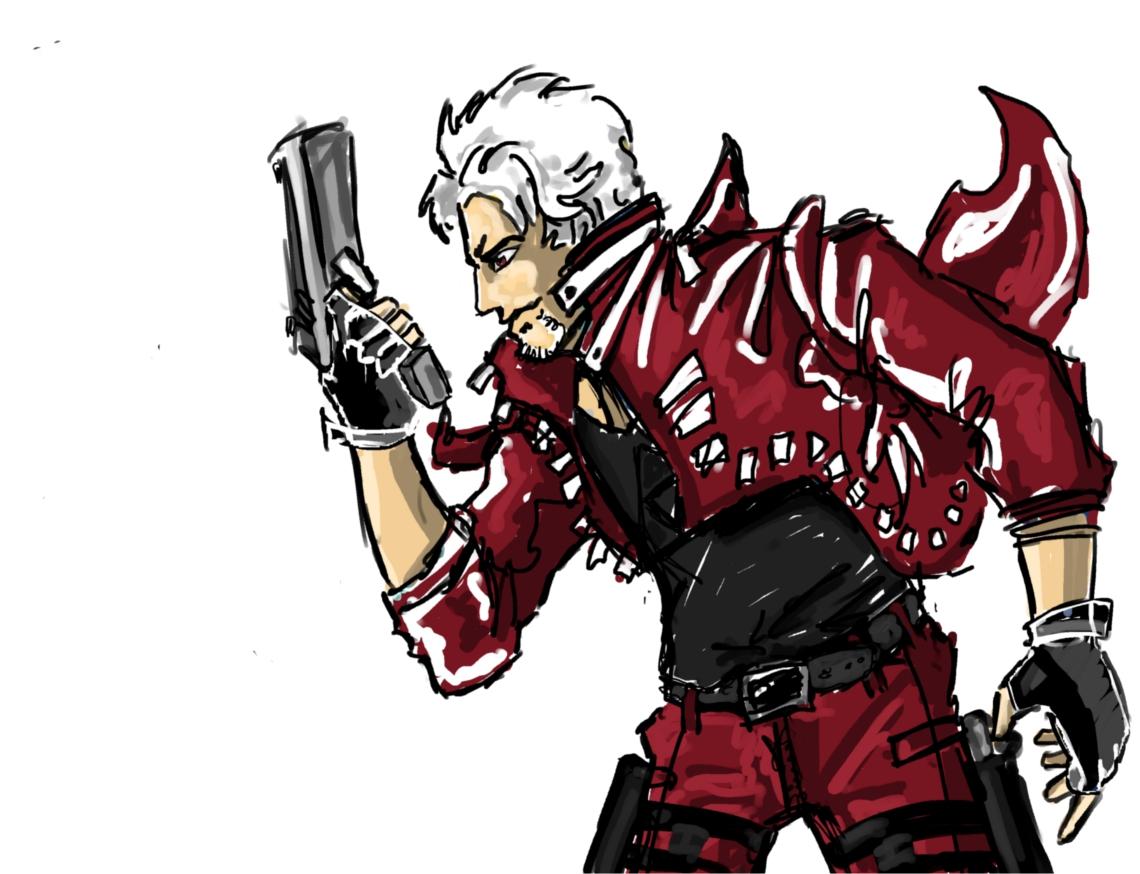 Dante kicks soo much @$$ by linkistheman