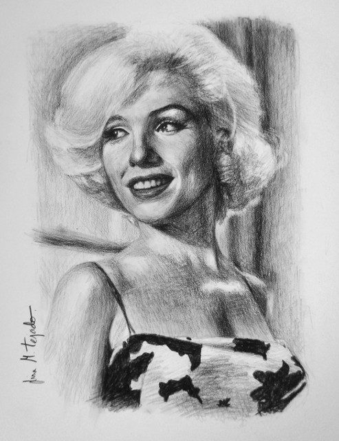 Marilyn 3 by lisabailarina