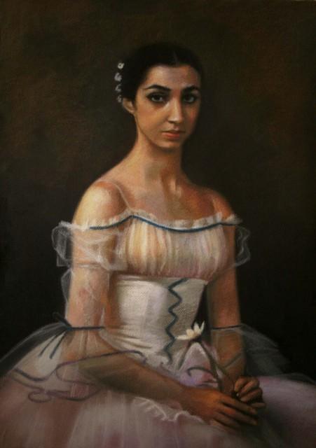 Ballerina by lisabailarina