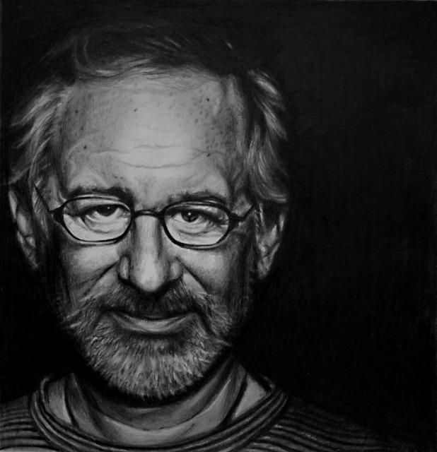 Steven Spielberg by lisabailarina