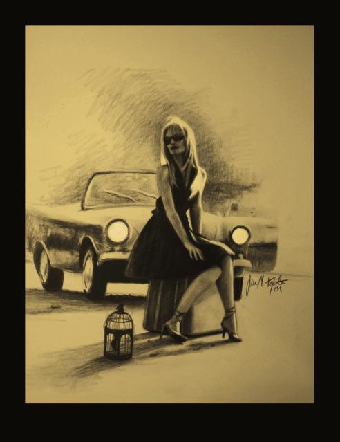Cage&Cadillac by lisabailarina