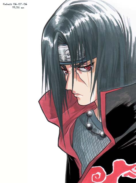 Hatred: Itachi the Fallen by lisetdom
