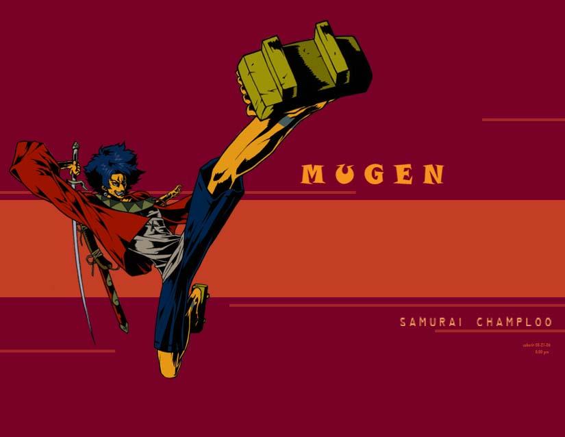 Mugen Slice! by lisetdom