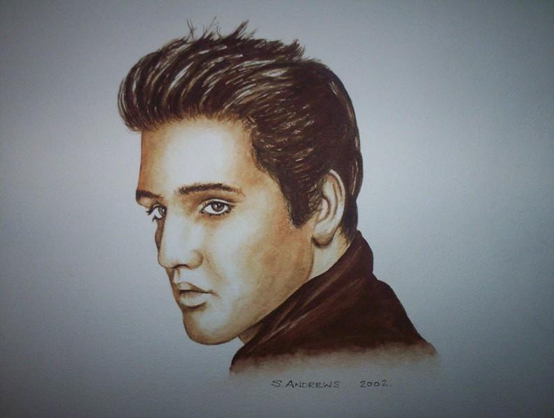 Elvis by lombi