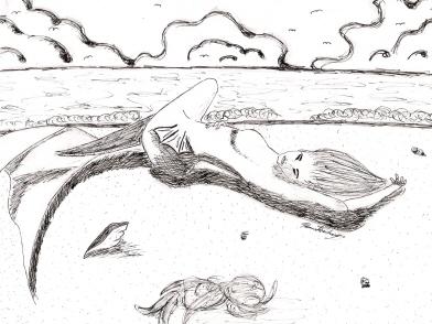 Alveraz's Mermaid by lovablely_annoying