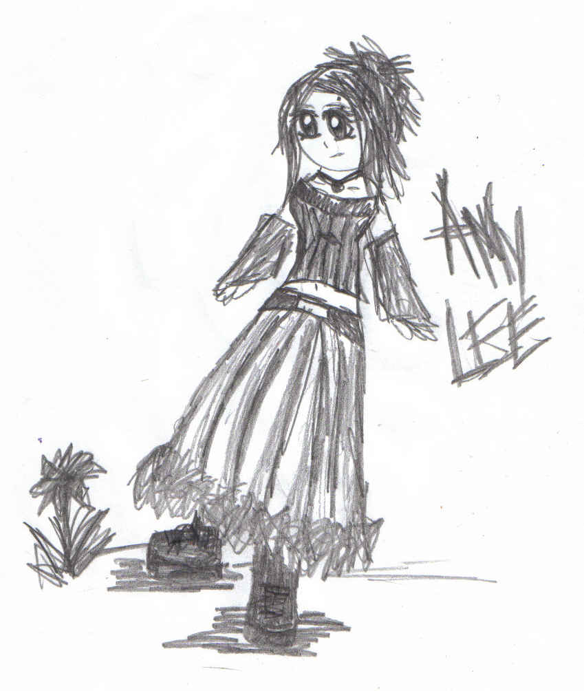 Amy Lee by lp-dragonfly