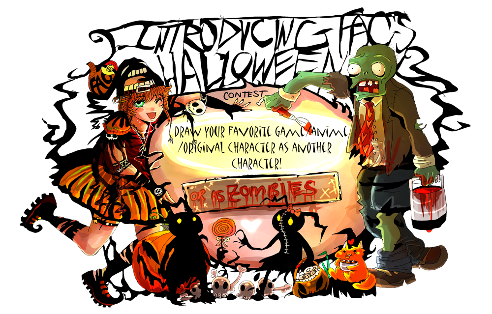 FAC Halloween Contest (2011) by luckylace222