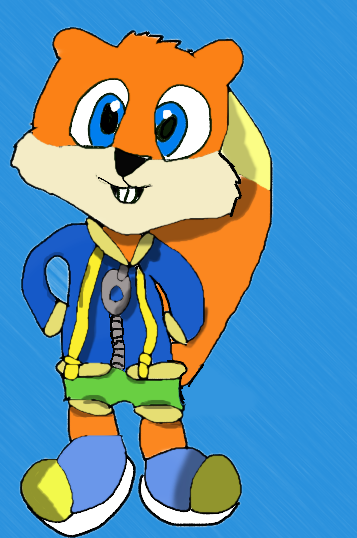 Conker by luigi_fan132