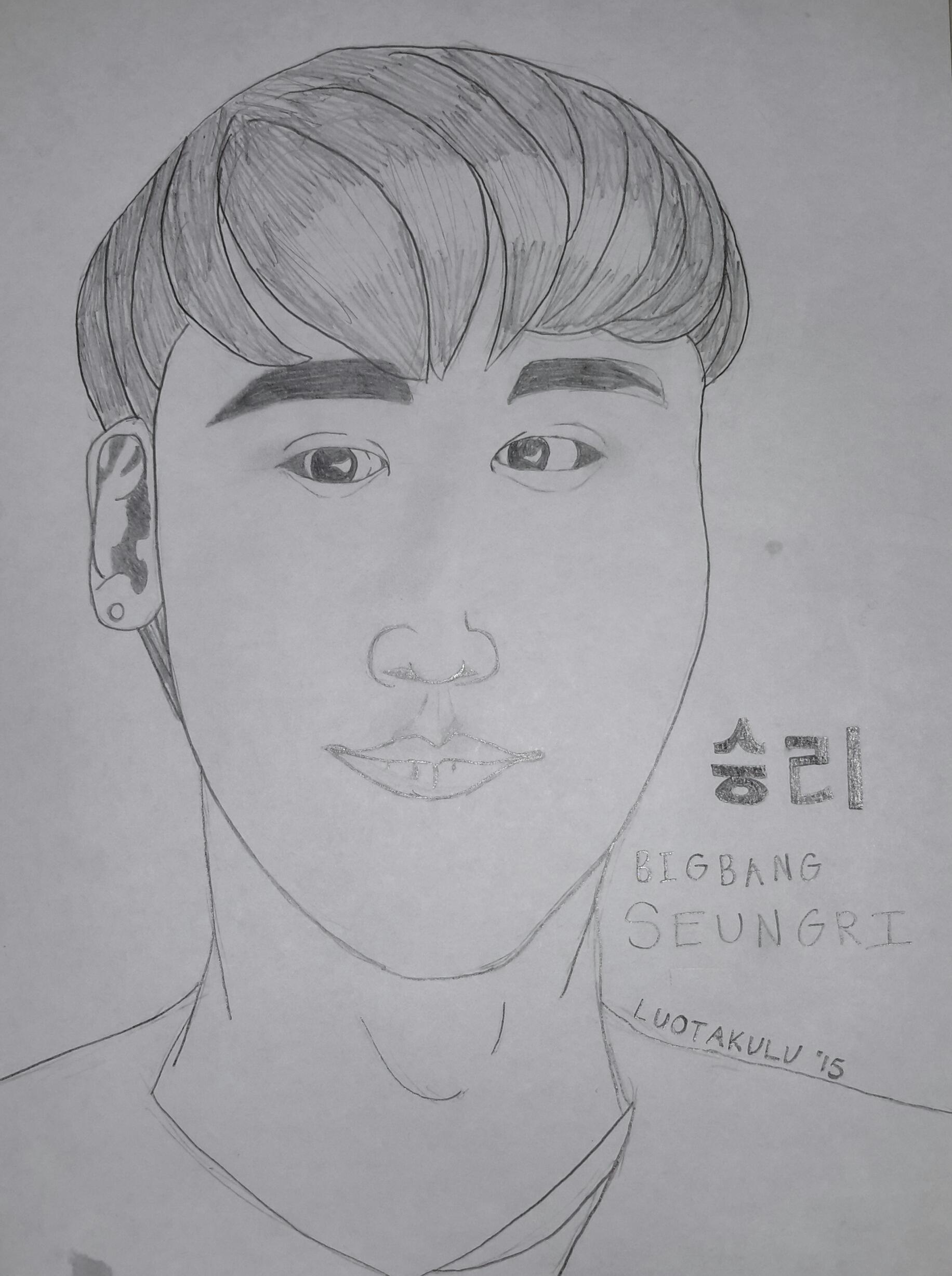 BIGBANG: Seungri by luotakulu