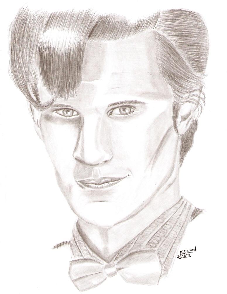 Dr. 11 (Matt Smith) by MJWOOD