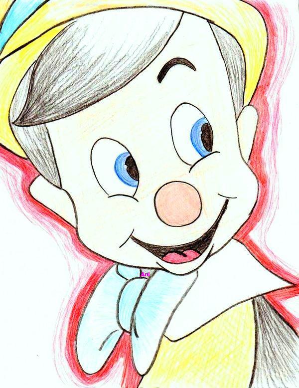 Pinocchio by MOD37