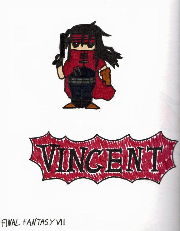 Vincent Chibi by MacalaniaMan