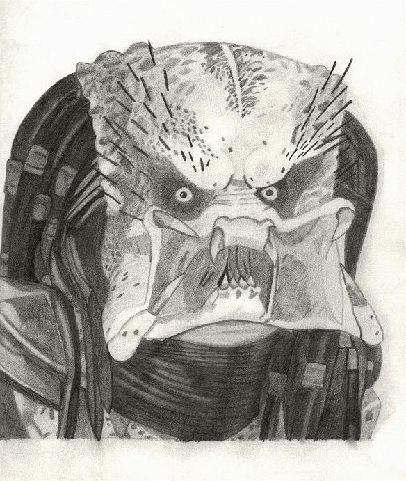 The Predator by MacalaniaMan