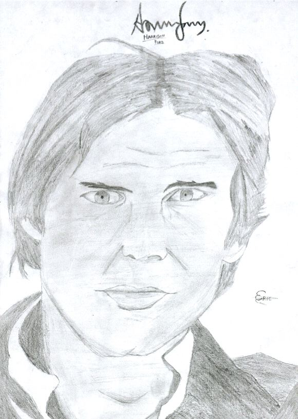 Han Solo (Harrison Ford) V2 by MadCow1989