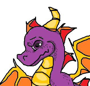 Spyro by Mady94