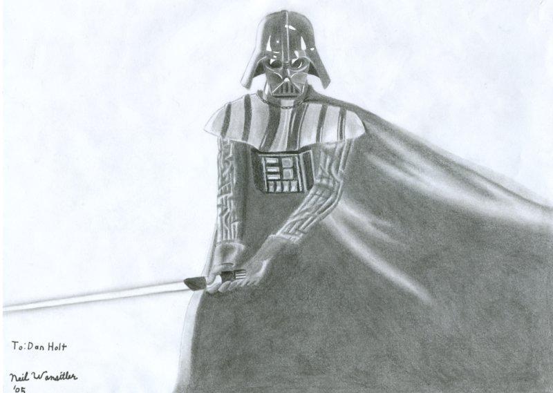 Darth Vader by Magi_Alchemist