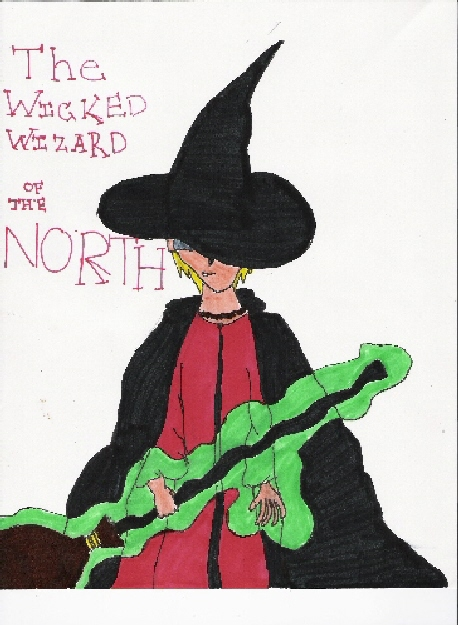 The wicked wiz of the north by Magicians_Valkary