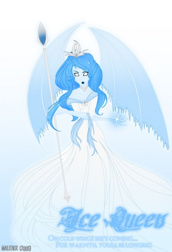 Ice Queen by Malefice