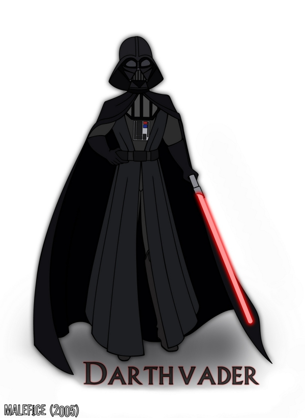 Darth Vader by Malefice