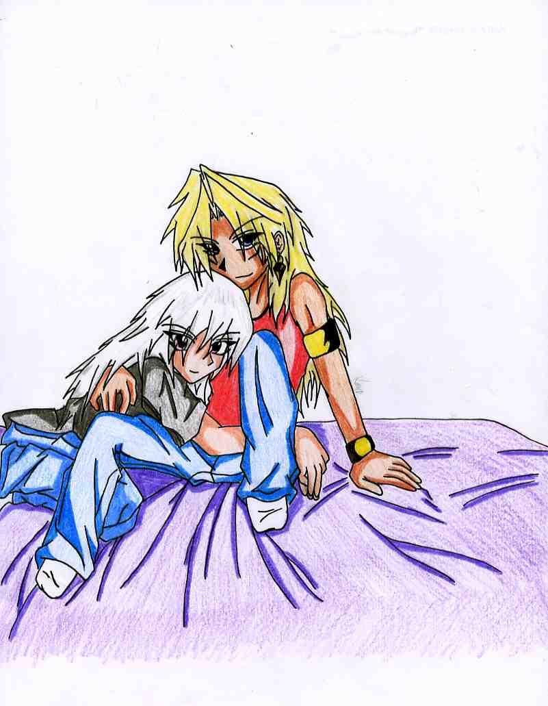 Malik and Kuzai ~Request for Kuzai~ by Malik_fan_girl