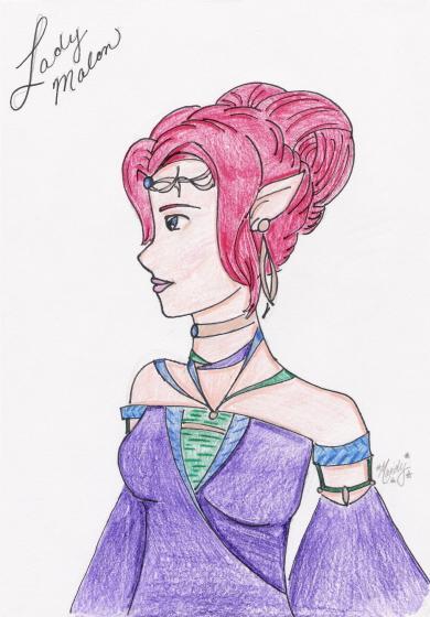 Lady Malon by MandyJ