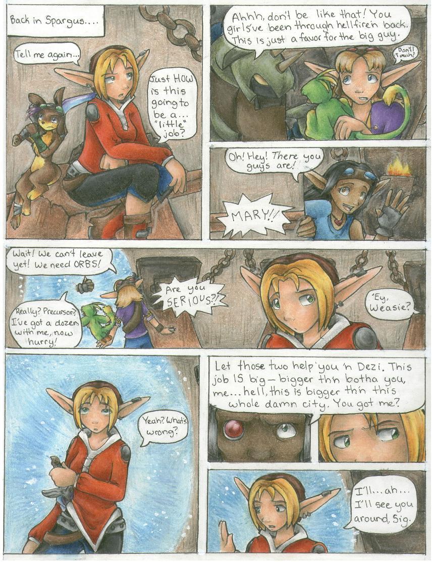 Third Eye's Chance -- Page 14 by MandyPandaa