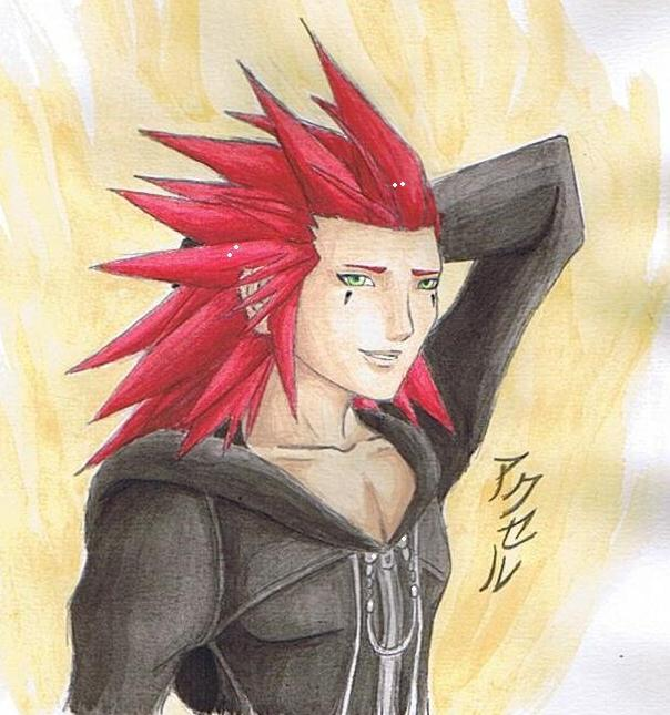 Axel - Fallacy by MangaWhit
