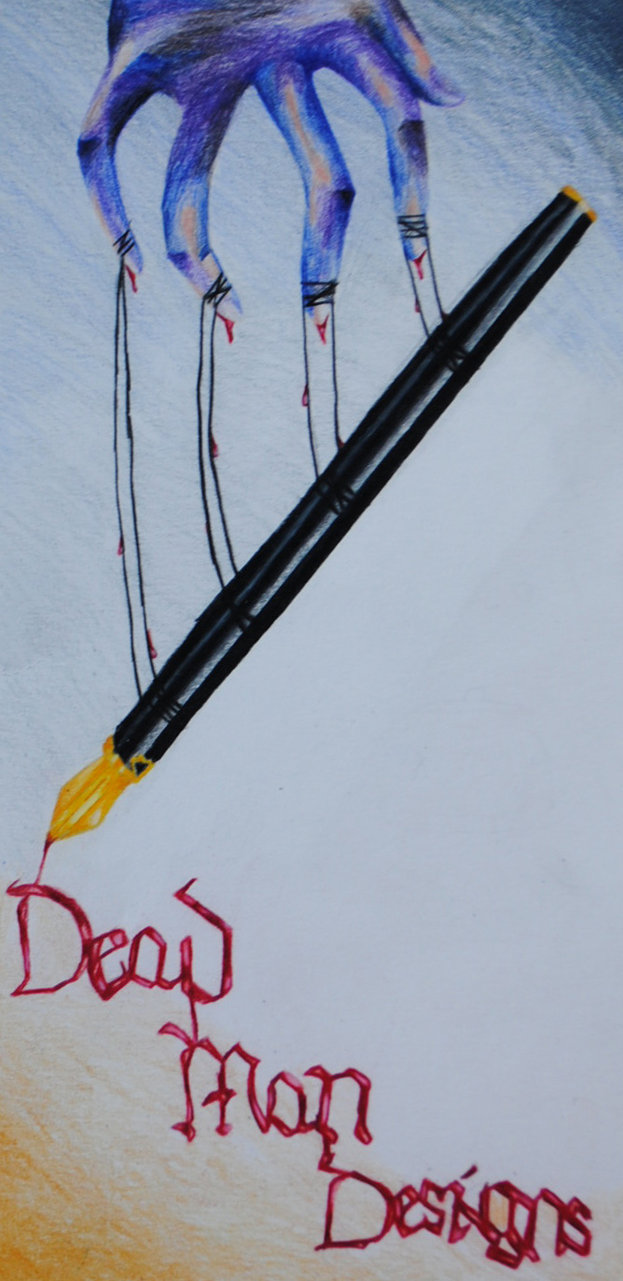 Dead Man Designs by MarcusTheMan